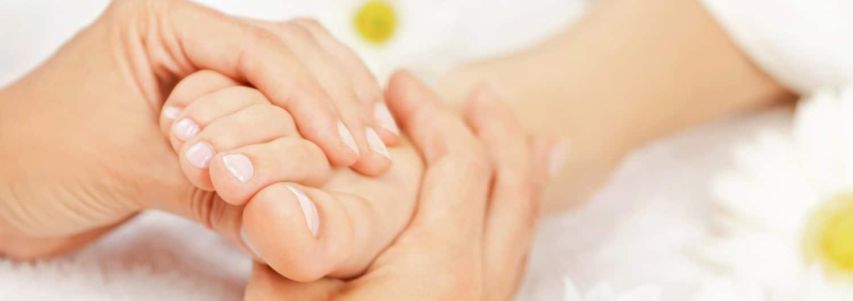 Reflexology jaco massage